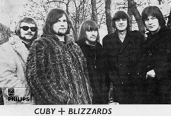 Cuby & Blizzards